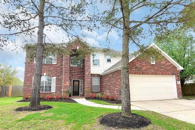 Cypress Single Family Home For Sale: 16507 Barker Ranch Court