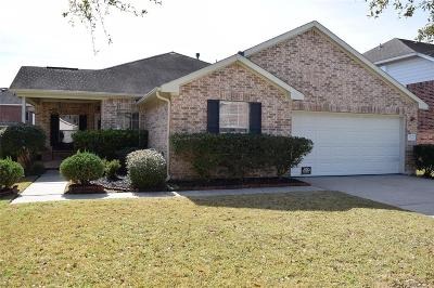 Manvel Single Family Home For Sale: 3010 Mustang Meadow Lane
