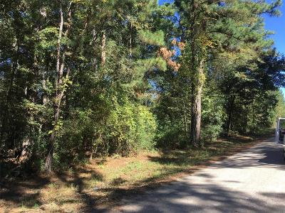 Montgomery Residential Lots & Land For Sale: 30c Forest Woods Lane