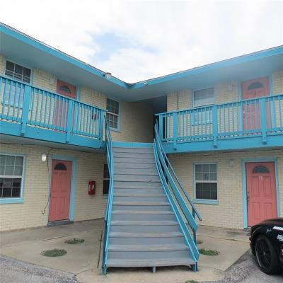 Galveston Rental For Rent: 7302 Stewart Road #16 Up