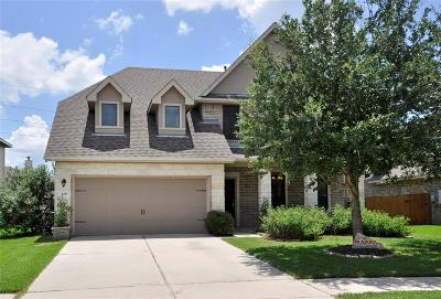 Rosenberg Single Family Home For Sale: 2211 Wembley Way