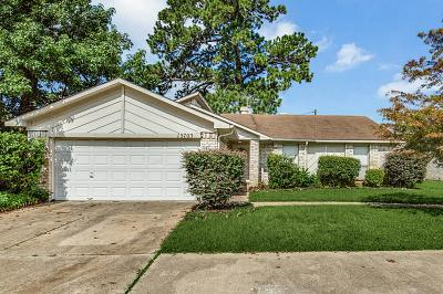 Single Family Home For Sale: 15703 Baytree Drive