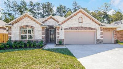 Conroe Single Family Home For Sale: 2039 Brookmont Drive