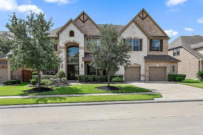 Cypress Single Family Home For Sale: 18905 N Bee Cave Springs Circle