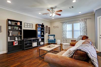 Houston Condo/Townhouse For Sale: 5226 Brinkman Court