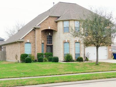 Alvin Single Family Home For Sale: 2163 Colonial Street