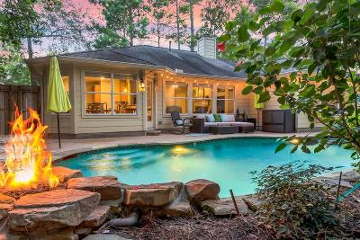 The Woodlands Single Family Home For Sale: 159 N Wynnoak Circle