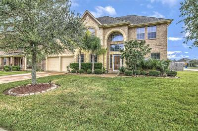 Dickinson, Friendswood Single Family Home For Sale: 4013 Beacon Pointe Lane
