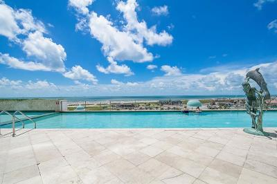 Galveston Mid/High-Rise For Sale: 500 Seawall Boulevard #904