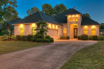 Montgomery Single Family Home For Sale: 12315 Browning Drive