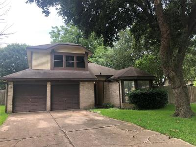 Houston Single Family Home For Sale: 8115 Solana Drive