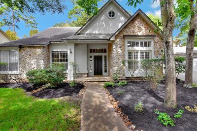 The Woodlands Single Family Home For Sale: 39 Petalcup Place