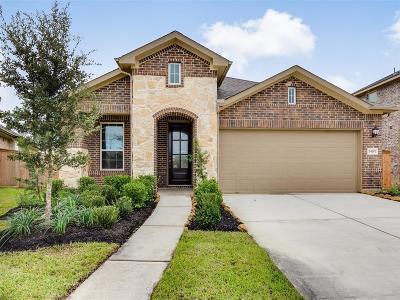 Richmond Single Family Home For Sale: 24707 Harbor Terrace Lane