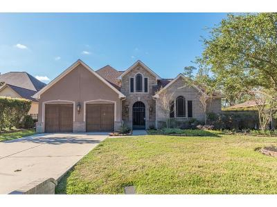 Humble Single Family Home For Sale: 20931 Atascocita Point Drive