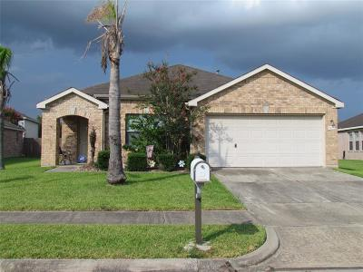 Friendswood Single Family Home For Sale: 3822 Clobourne Crossing Lane
