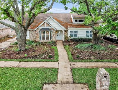 Single Family Home For Sale: 15818 Mill Hollow Drive