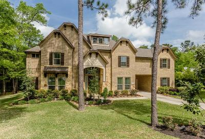 Conroe Single Family Home For Sale: 11306 Longmire Creek Court