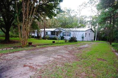 Single Family Home For Sale: 734 County Road 4284