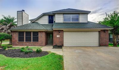 Angleton Single Family Home For Sale: 201 Trail Ride Road