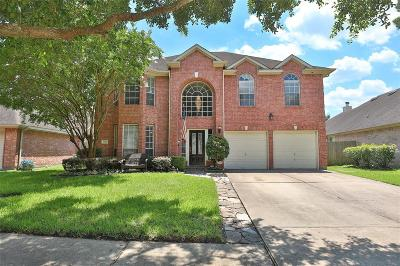 Richmond Single Family Home For Sale: 5822 Willow Park Drive
