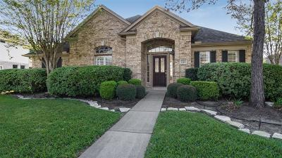Pearland Single Family Home For Sale: 2419 Shelby