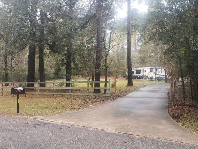 Spring Residential Lots & Land For Sale: 29107 S Plum Creek Drive