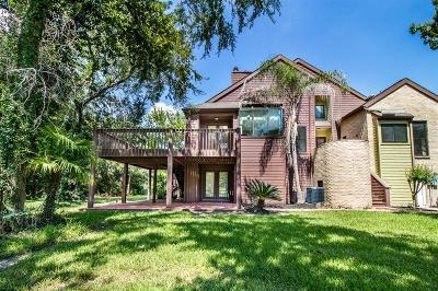 Friendswood Condo/Townhouse For Sale: 141 Moss Point Drive