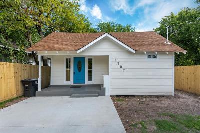 Single Family Home For Sale: 1307 E 33rd Street