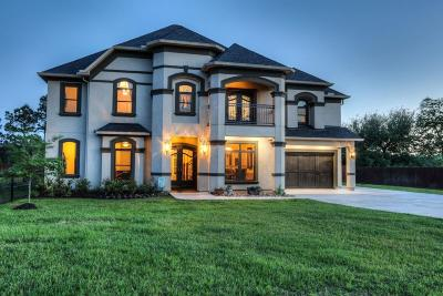 Tomball Farm & Ranch For Sale: 13403 Lucien Lane