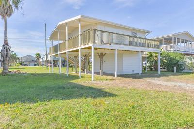 Galveston Single Family Home For Sale: 4022 San Jacinto Drive