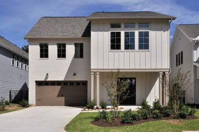 Montgomery Single Family Home For Sale: 118 SW Grant Cove Drive