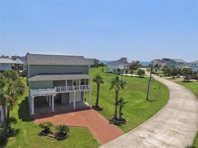 Galveston Single Family Home For Sale: 4107 Defender Lane