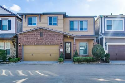 Houston TX Single Family Home For Sale: $334,900
