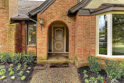 Houston Single Family Home For Sale: 1815 Valley Vista Drive