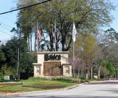 Montgomery Residential Lots & Land For Sale: 13321 Hidden Valley Drive
