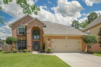 Humble TX Single Family Home For Sale: $275,000