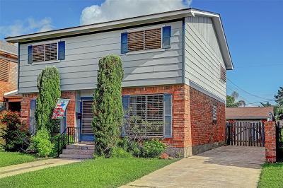 Galveston Single Family Home For Sale: 4308 Avenue O