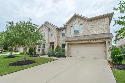Katy Single Family Home For Sale: 4910 Kenneth Way