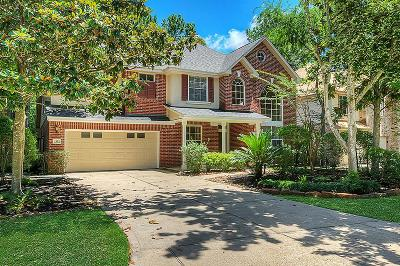 The Woodlands TX Single Family Home For Sale: $379,000