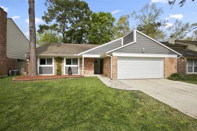 Cypress Single Family Home For Sale: 15030 Cypress Falls Drive