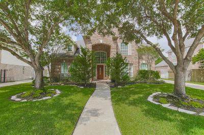Katy Single Family Home For Sale: 5814 Grand Creek Lane