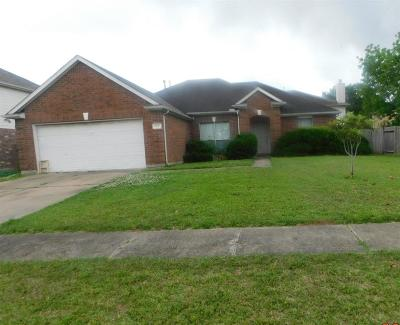 Missouri City Single Family Home For Sale: 1807 Grove Court Drive