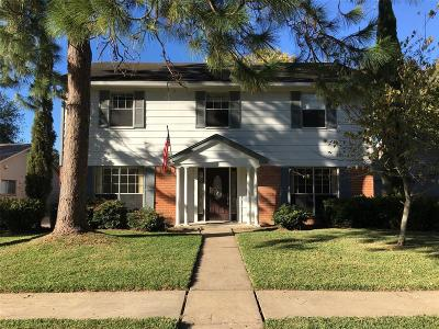 Single Family Home For Sale: 16003 Stonehaven Drive
