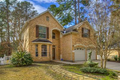 Montgomery Single Family Home For Sale: 12507 Wickwild Circle