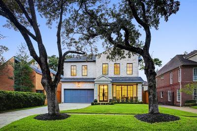 West University Place Single Family Home For Sale: 6528 Sewanee Avenue