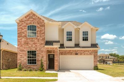Missouri City Single Family Home For Sale: 3535 Talia Wood Court