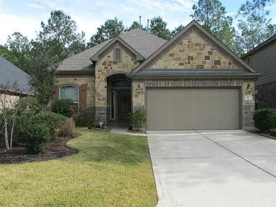 The Woodlands Single Family Home For Sale: 50 N Whistling Swan Place
