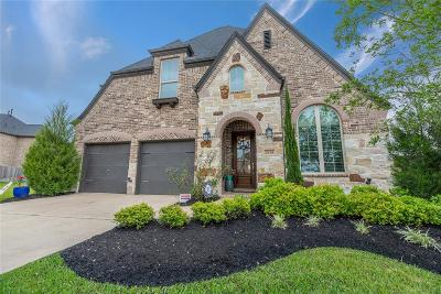 Katy Single Family Home For Sale: 2115 Angel Trumpet Drive