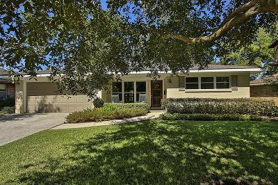 Houston Single Family Home For Sale: 2011 Sea King