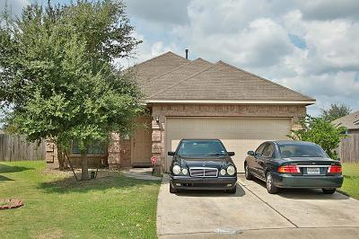 Tomball Single Family Home For Sale: 11611 Ivy Wick Court